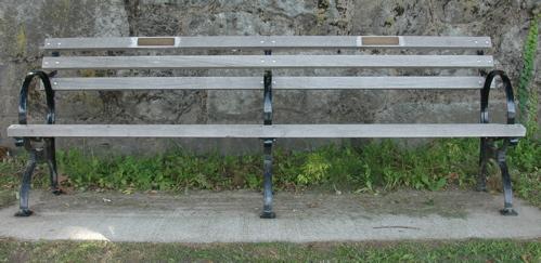 Bench dialogue