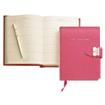 Pink locking diary
