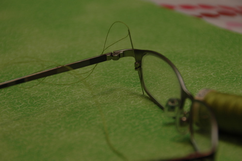 Eyeglass repair tools