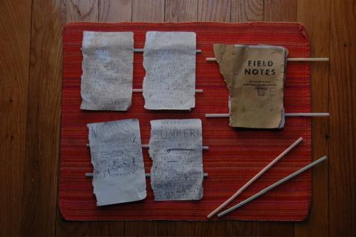 Grace, notes