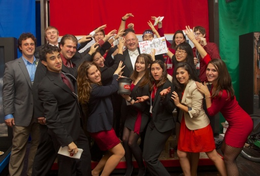 Red Team, Final Presentations, 12/10/2012 -- you didn't know MIT students were adorable, did you?