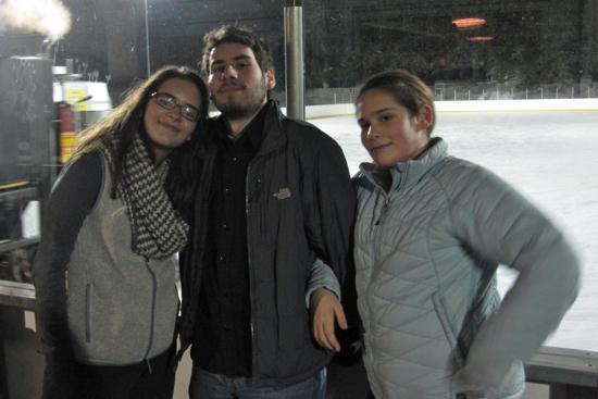 the three mighty Gutermans, Dec 15