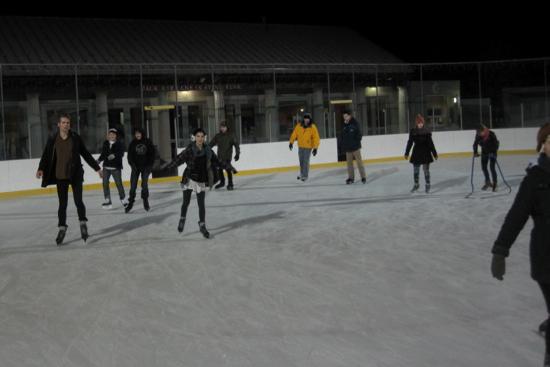 skaters, Brookline, Dec 15